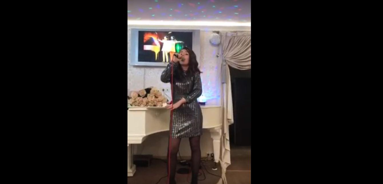 """Ева Шрайбман с её интерпретацией композиции """"Bang-bang"""""""